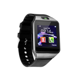DZ09  Smart Watch Digital Wrist with Men Bluetooth Electronics SIM Card Sport Smartwatch