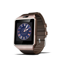 Load image into Gallery viewer, DZ09  Smart Watch Digital Wrist with Men Bluetooth Electronics SIM Card Sport Smartwatch