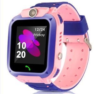 2019 Newest Waterproof Kid Smart Watches Baby Watch for Children SOS Call Location Finder Locator Tracker Anti Lost Monitor