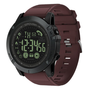 Flagship Rugged Smartwatch 33-month Standby Time 24h All-Weather Monitoring Men Women Smartwatch Watches Fitness Bracelet watch