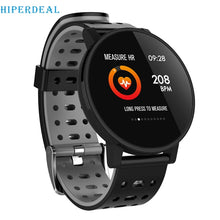 Load image into Gallery viewer, HIPERDEAL Smart Watch Sport Waterproof pedometers Message Reminder Bluetooth Outdoor swimming smartwatch for ios Android phone #
