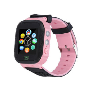 GPS Kid Smart Watch Baby Anti-lost Watch Touch Screen SOS Call Location Device Tracker for Children Safe Monitor