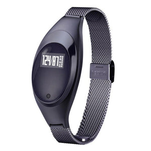 HIPERDEAL Smart Watch Blood Pressure Heart Rate Monitor Pedometer Fitness Tracker Multi languages Bluetooth WristWatch #30N