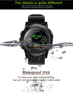 Smart Watch Sports Waterproof Heart Rate Blood Pressure Monitor For iOS Smart Watch Relogio Android SmartWatch Phone 2019