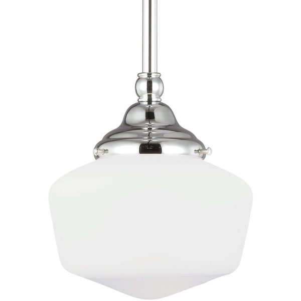 Academy Chrome Pendant - Pendants