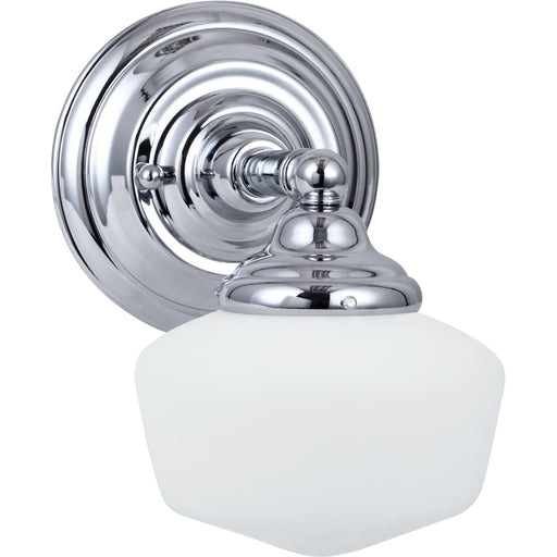 Academy Chrome Wall Sconce - Wall Sconce