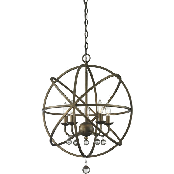 Acadia Golden Bronze Pendant - Pendants