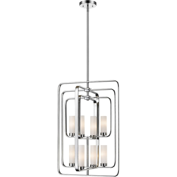 Aideen Chrome Pendant - Pendants