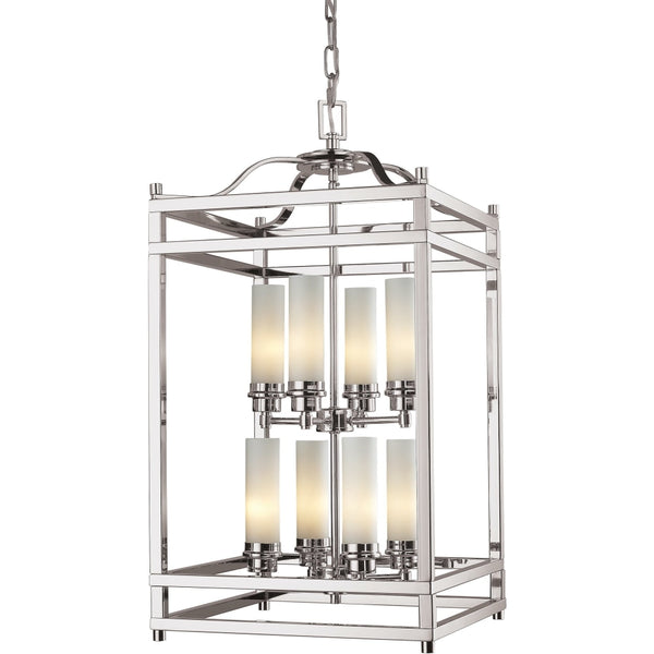 Altadore Brushed Nickel Pendant - Pendants