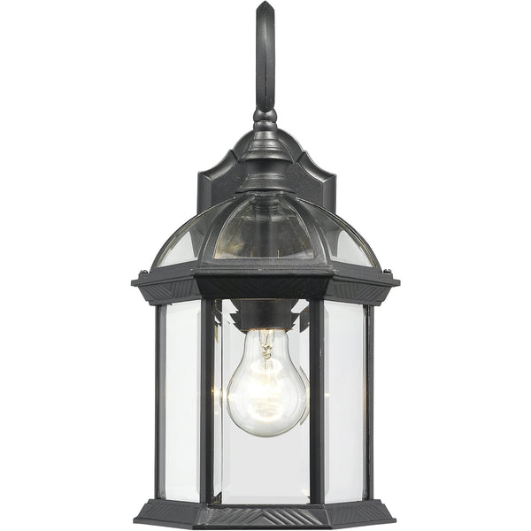 Annex Black Outdoor Wall Sconce - Outdoor Wall Sconce