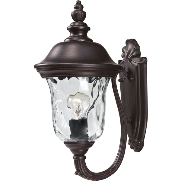 Armstrong Bronze Outdoor Wall Sconce - Outdoor Wall Sconce