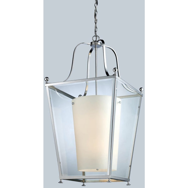 Ashbury Chrome Pendant - Pendants