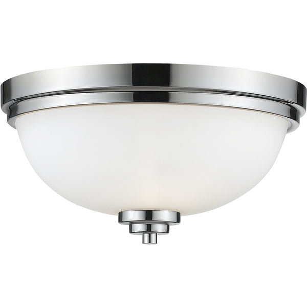 Ashton Chrome Flushmount - Flushmounts