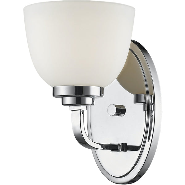 Ashton Chrome Wall Sconce - Wall Sconces