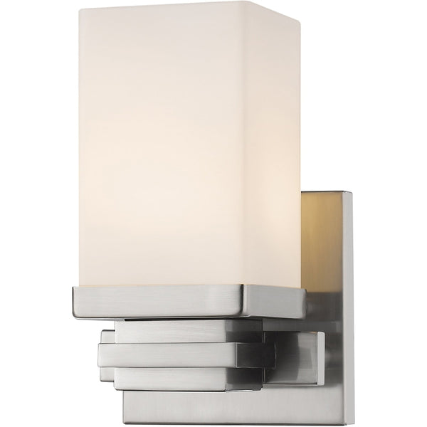 Avige Brushed Nickel LED Wall Sconce - Wall Sconces