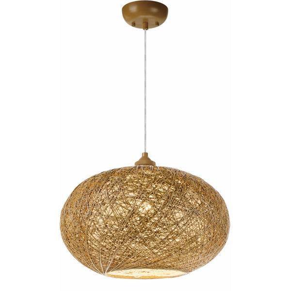 Bali Natural Outdoor Pendant - Outdoor Pendant
