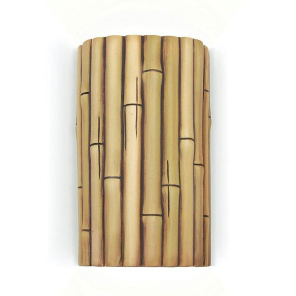 Bamboo Natural Wall Sconce - Wall Sconce