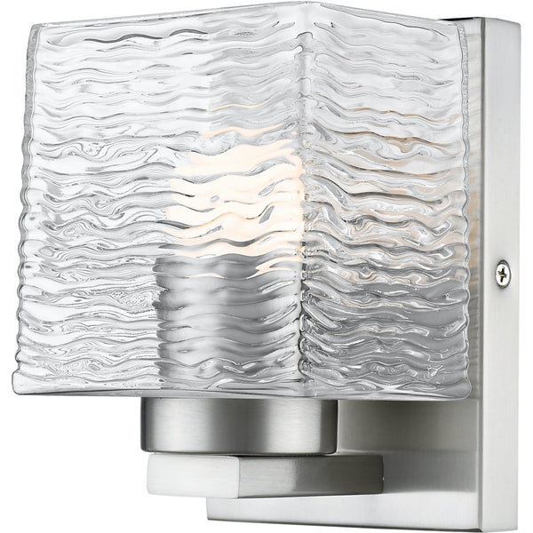 Barrett Brushed Nickel LED Wall Sconce - Wall Sconces