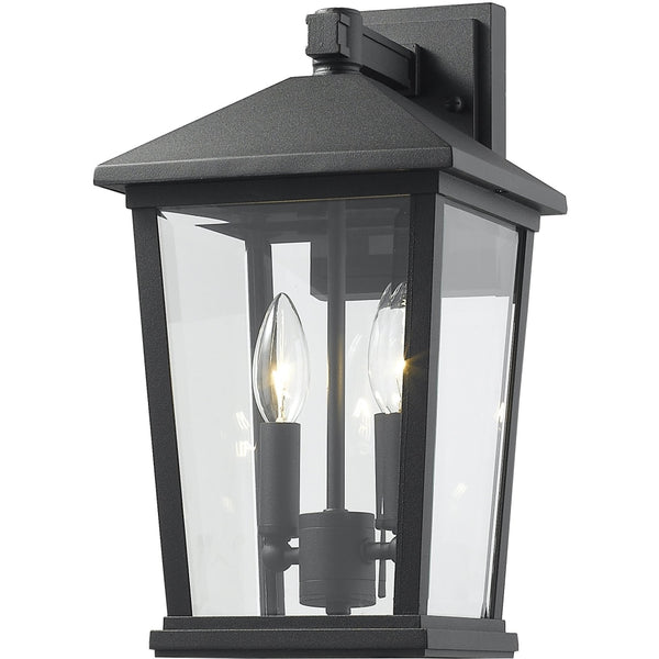 Beacon Black Outdoor Wall Sconce - Outdoor Wall Sconce
