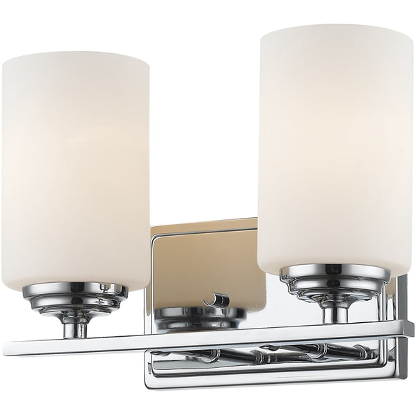 Bordeaux Chrome Vanity - Bath & Vanity