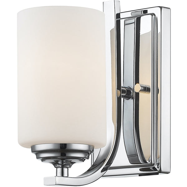 Bordeaux Chrome Wall Sconce - Wall Sconces