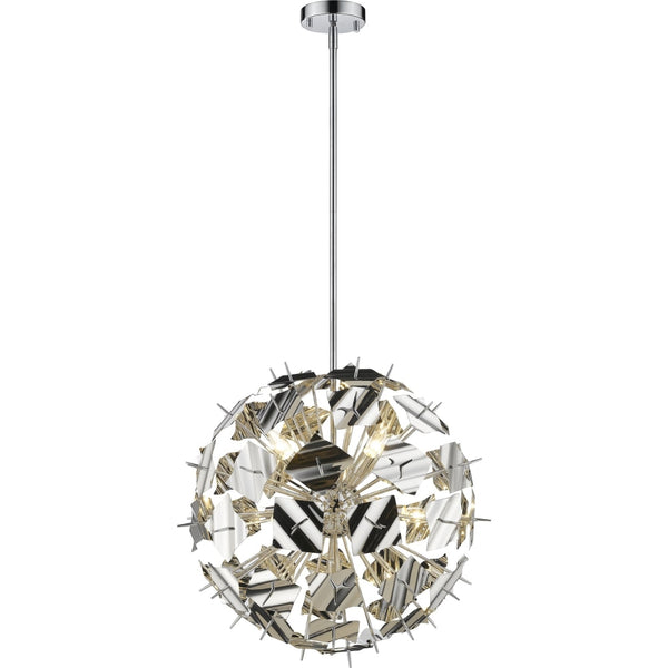Branam Chrome Pendant - Pendants