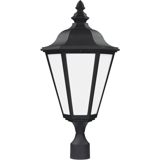 Brentwood Black Outdoor Post Lantern - Outdoor Post Lantern