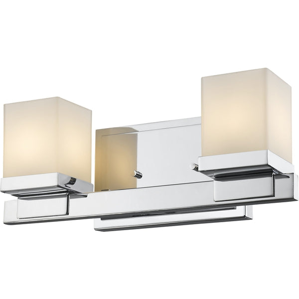 Cadiz Chrome LED Vanity - Bath & Vanity