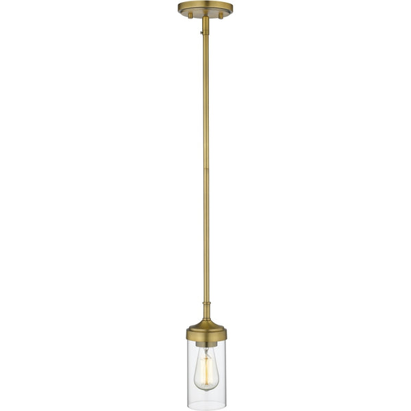 Calliope Foundry Brass Mini-Pendant - Mini-Pendants