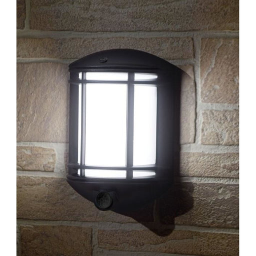 Cambridge Motion Sensor Outdoor Wireless Battery Operated Wall Sconce - Wireless Wall Sconce
