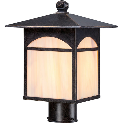 Canyon Umber Bronze Outdoor Post Light - Outdoor Post Light
