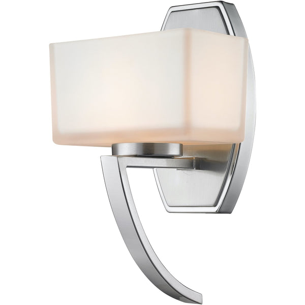 Cardine Brushed Nickel Wall Sconce - Wall Sconces