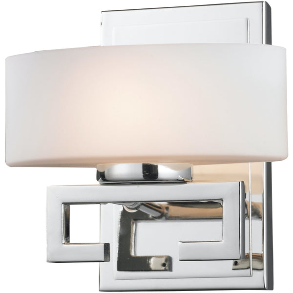 Cetynia Chrome Wall Sconce - Wall Sconces