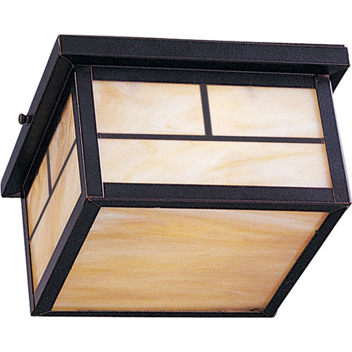 Coldwater Burnished Outdoor Flush Mount - Outdoor Flush Mount