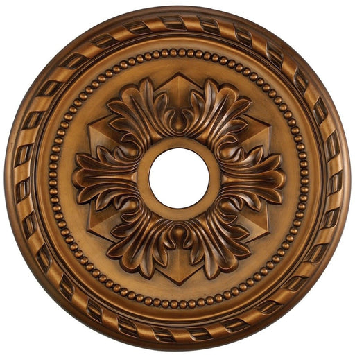 Corinthian Antique Bronze Medallion - Medallion