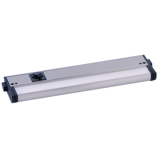 CounterMax MX-L-120-3K Basic Satin Nickel LED Under Cabinet - Under Cabinet