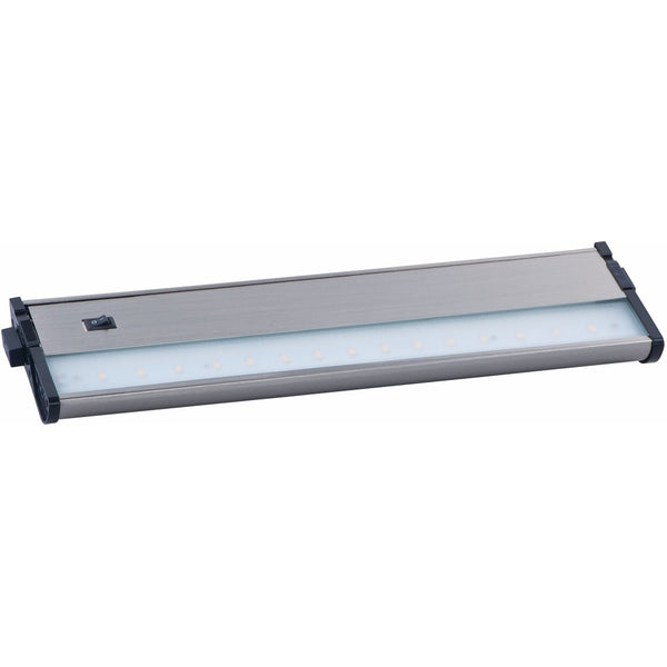 CounterMax MX-L120-DL Satin Nickel LED Under Cabinet - Under Cabinet