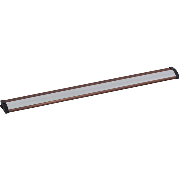 CounterMax MX-L120-LO Anodized Bronze LED Under Cabinet - Under Cabinet