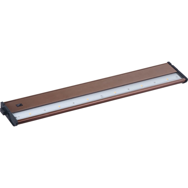 CounterMax MX-L120DC Metallic Bronze LED Under Cabinet - Under Cabinet