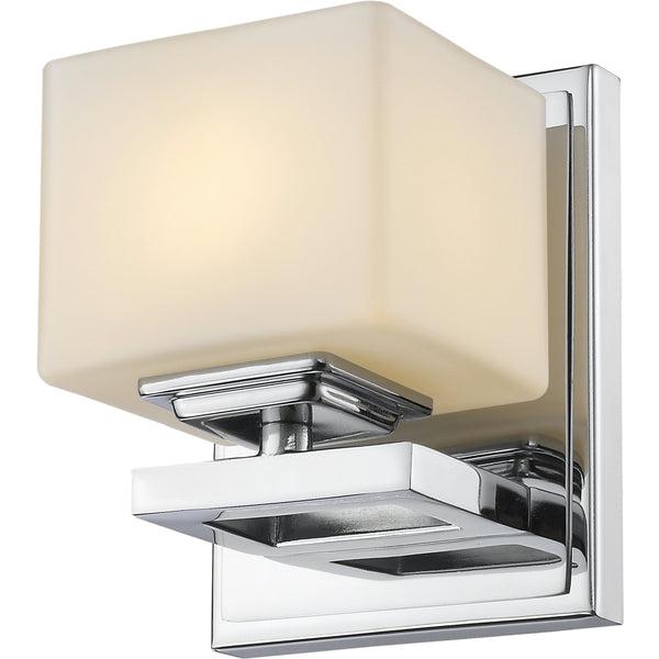 Cuvier Chrome LED Wall Sconce - Wall Sconces