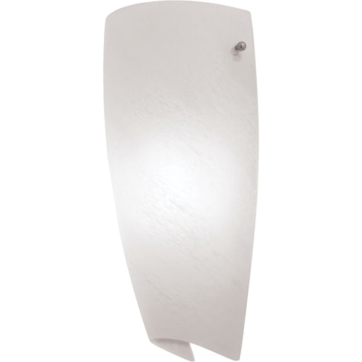 Daphne Brushed Steel Wall Sconce - Wall Sconce