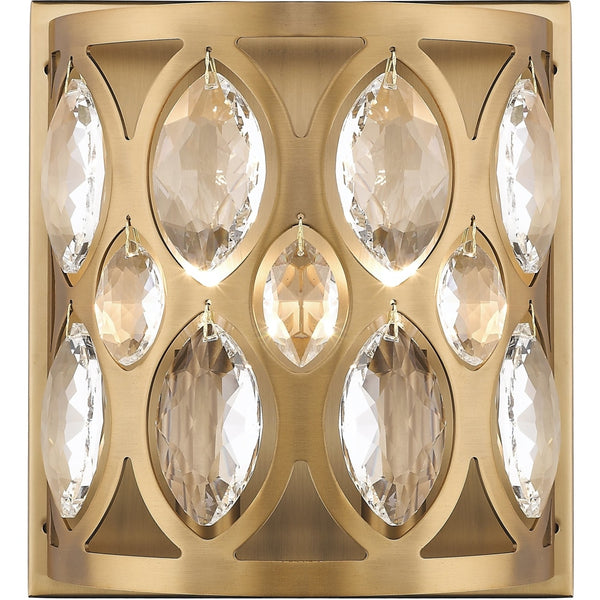 Dealey Heirloom Brass Wall Sconce - Wall Sconces