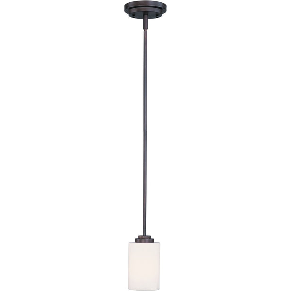 Deven Oil Rubbed Bronze Mini Pendant - Mini-Pendants