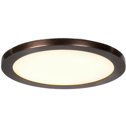Disc Bronze LED FlushMount - Flushmounts