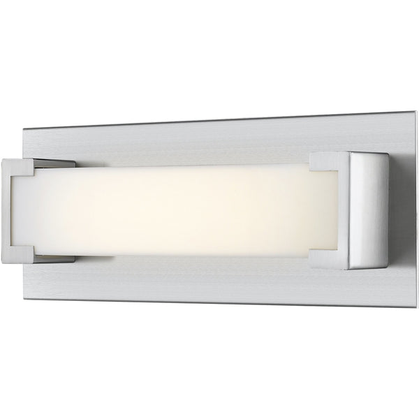 Elara Brushed Nickel LED Wall Sconce - Wall Sconces