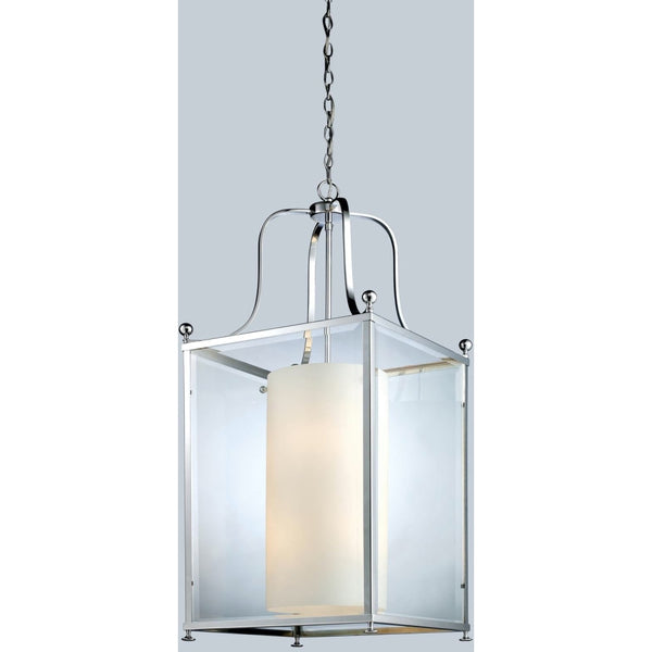 Fairview Chrome Pendant - Pendants