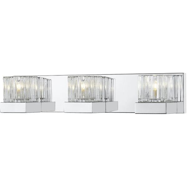 Fallon Chrome LED Vanity - Bath & Vanity