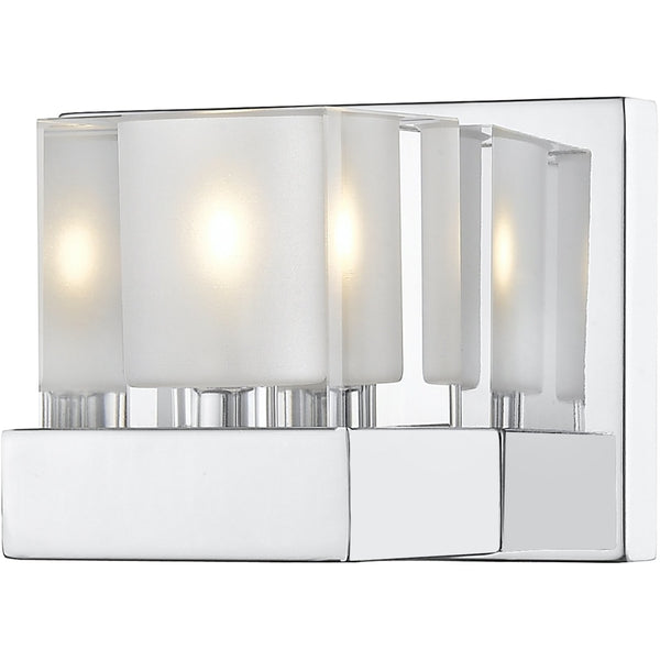 Fallon Chrome LED Wall Sconce - Wall Sconces