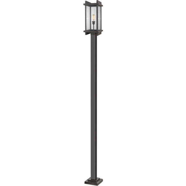 Fallow Oil Rubbed Bronze Outdoor Post Mounted Fixture - Outdoor Post Mounted Fixture