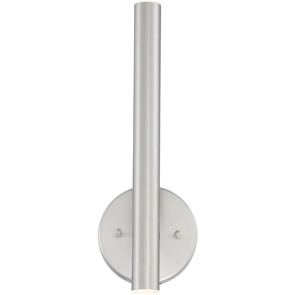 Forest Brushed Nickel LED Wall Sconce - Wall Sconces